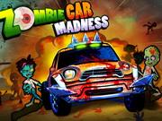 calca zombii cu masina