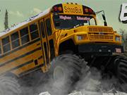 Jocuri Autobuzul Monstru