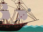 barci cu pirati