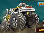 Jocuri Camioane Monstru Curse Offroad