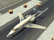 Jocuri Parcheaza Avionul 3d