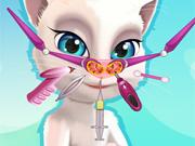 Jocuri Pisica Angela La Doctor