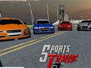 SUPER TRAFFIC RACER