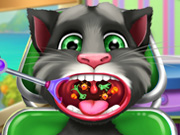 Talking Tom Are Infectie Si Cere Ajutor