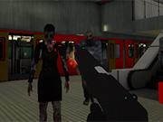 Jocuri Zombi La Metro
